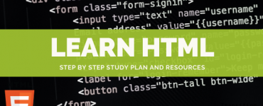 Learn HTML featured image