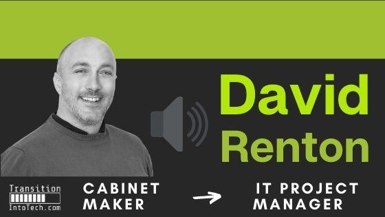 David Renton Transition Into Tech featured image